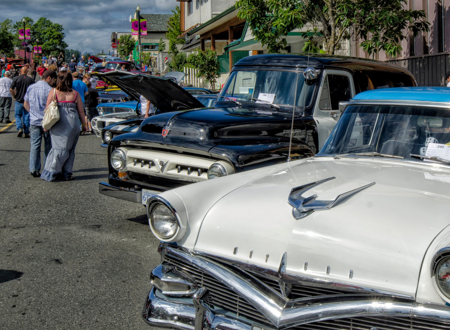 Courtenay Car Show