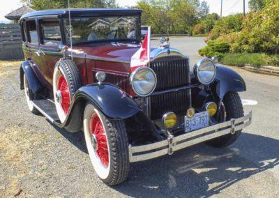 Dawson-Packard