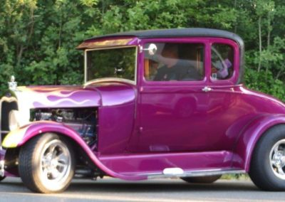 Ken Foster 1928 Model A Special Coupe(1)