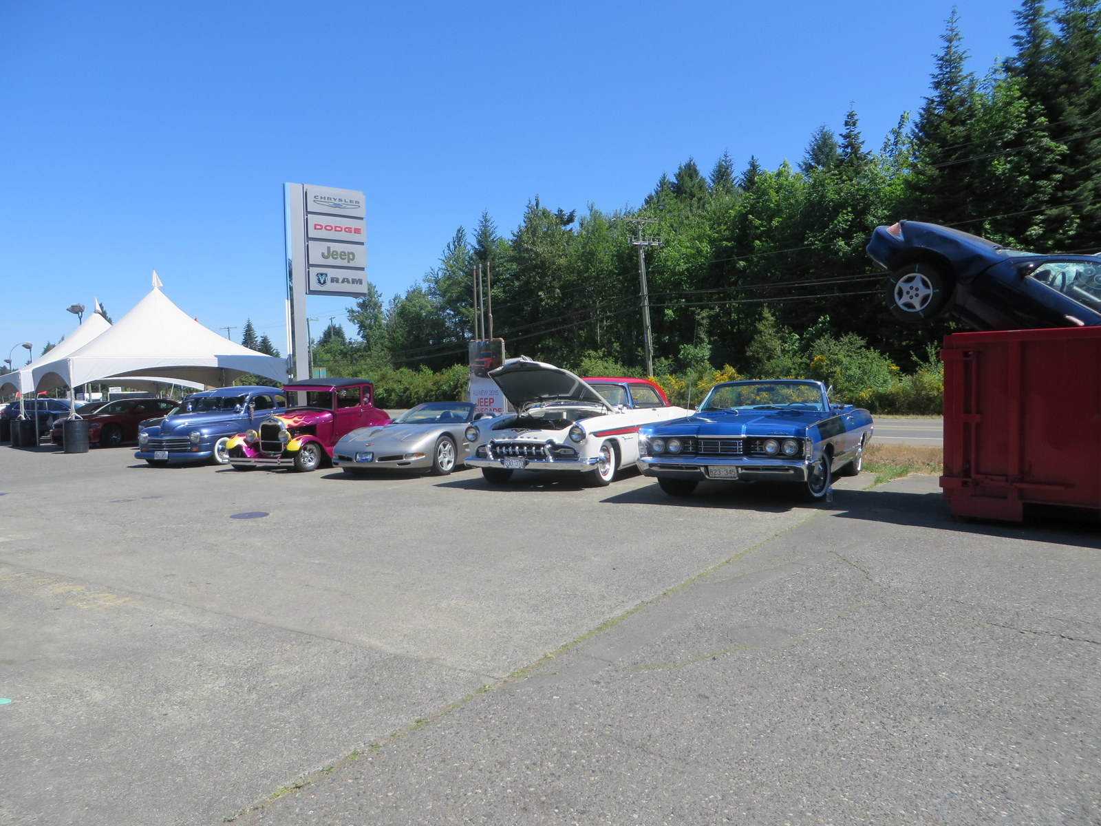 Courtenay Chrysler BBQ Fundraiser May 29, 2015 (18)