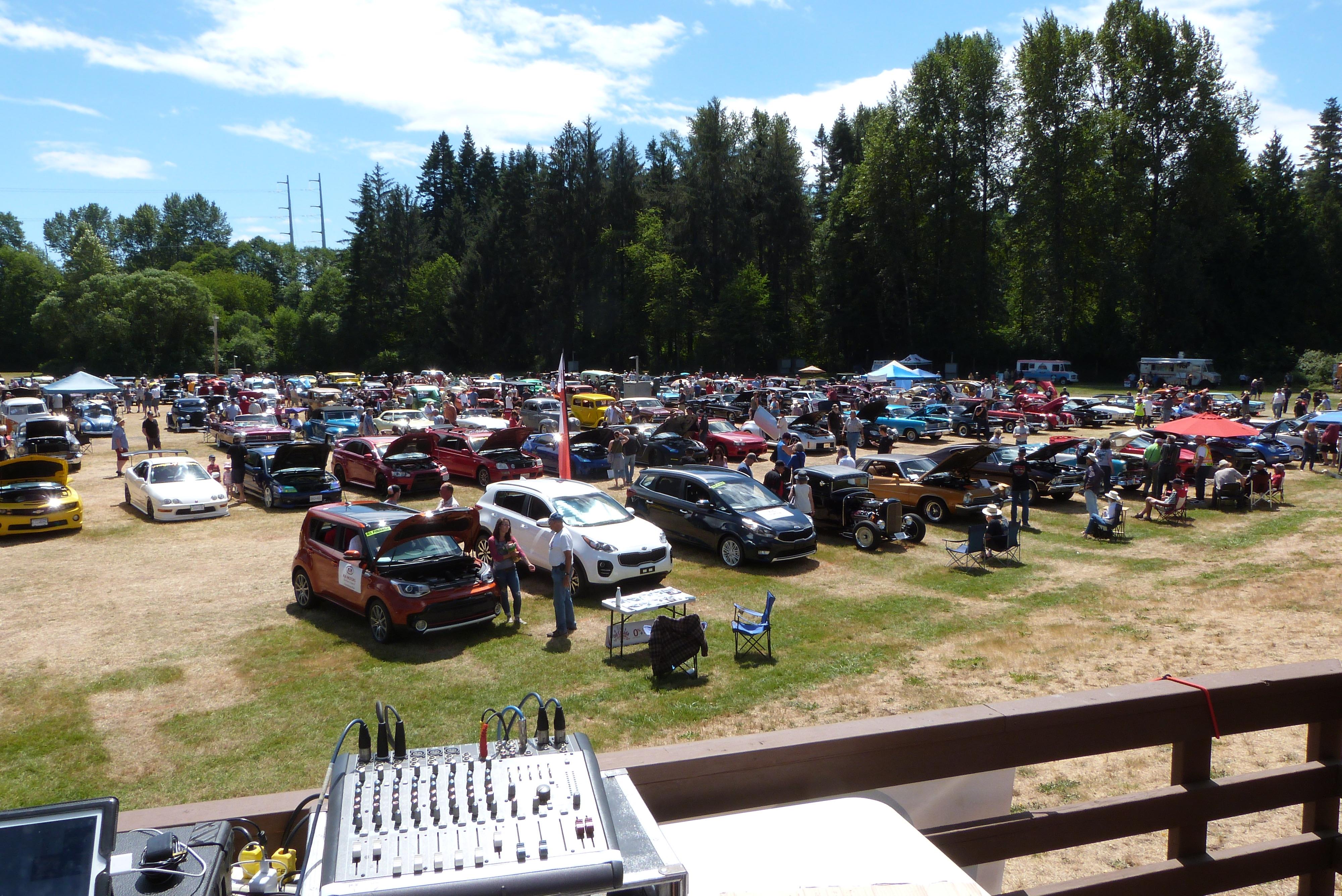 Courtenay Car Show